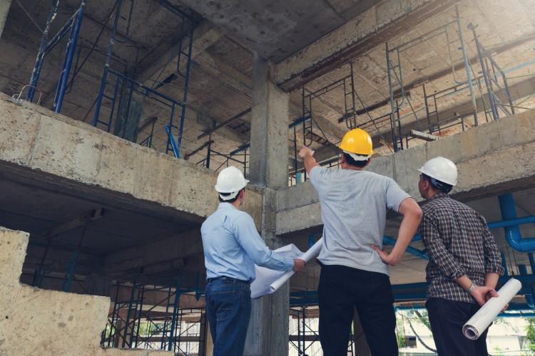 تصویر از صفر تا صد مراحل اجرای ساختمان به روش اصولی و مهندسی