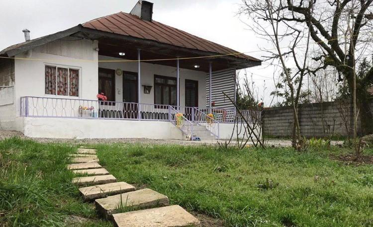 ساخت خانه روستایی در شمال