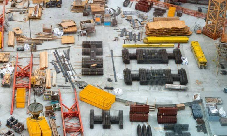 مدیریت مصالح پروژه