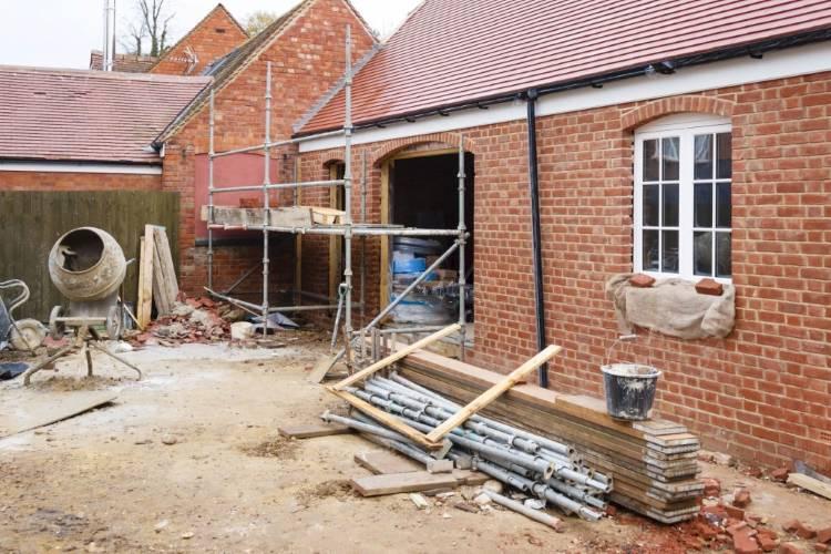 تصویر از هزینه ساخت ساختمان سنتی چقدر است؟