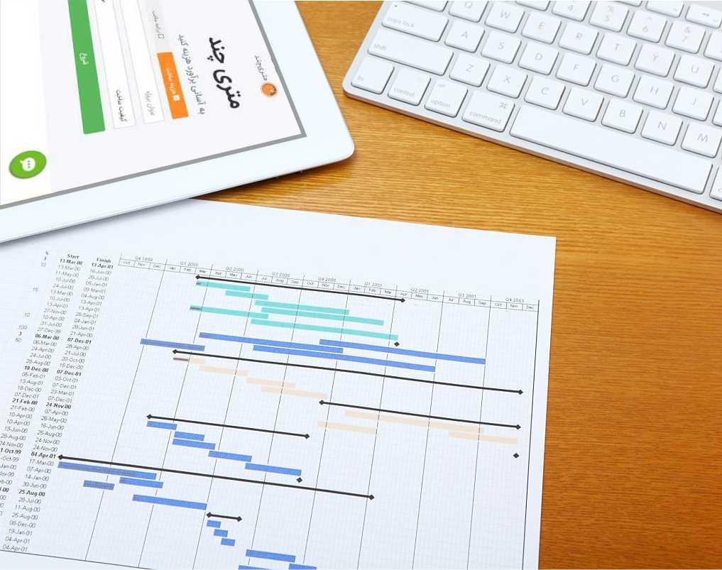 تصویر از گانت چارت (Gantt Chart) چیست و چه کاربردی دارد؟