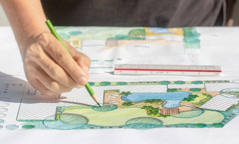 هزینه طراحی و ساخت فضای سبز